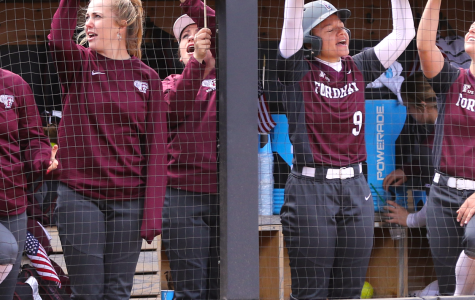 Softball's Hot Streak Comes to a Halt Against UMass