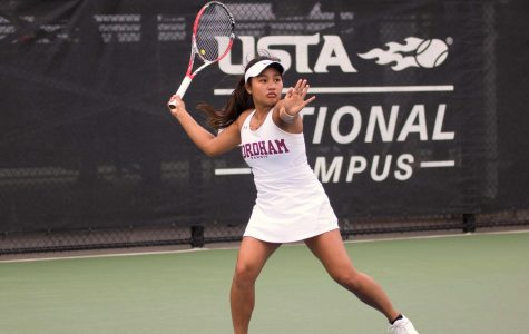 Women's Tennis Loses to VCU at Atlantic 10 Tournament