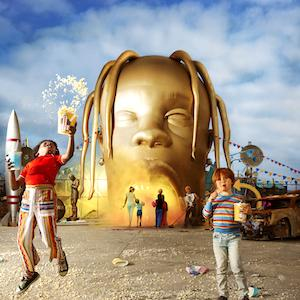 Welcome to Astroworld: Travis Scott's  Psychedelic Rap Playground