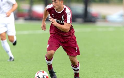 Men's Soccer Holds on for Victory Over Columbia