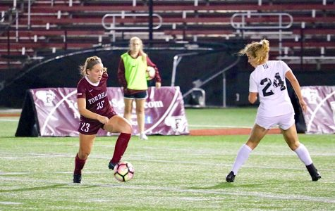 Women's Soccer Rallies After Losing First Four