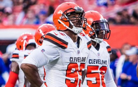 Myles Garrett and the Cleveland Browns could be the most infamous team ever. (Courtesy of Erik Drost/Flickr)