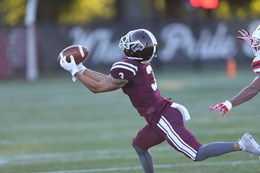 Fordham's football team dropped its fourth straight game on Saturday. (Courtesy of Fordham Athletics)