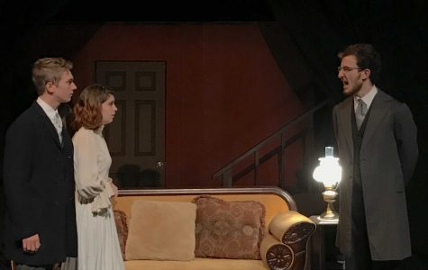 "TOP Stages Successful ""The Heiress"""