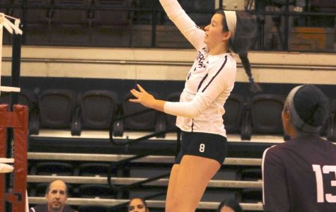 Volleyball Drops Two Matches in A-10 Play