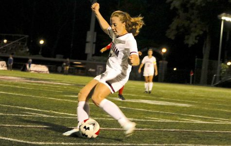 Fordham Women's Soccer is off to its best-ever start in Atlantic 10 play, and the Rams have not lost since Sept. 7 (Julia Comerford/The Fordham Ram).