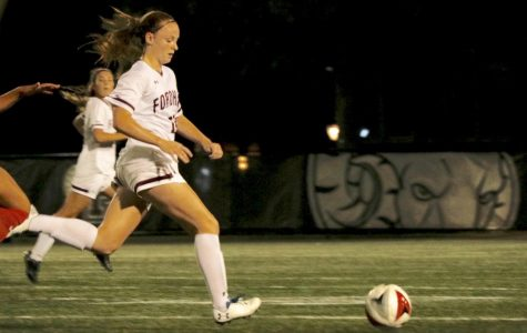 Women's Soccer Loses to Saint Louis, Wins on Senior Day