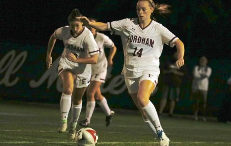 Women's Soccer Eliminated from A-10s by Saint Joseph's