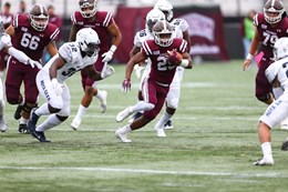 Football Takes Tough Loss Against Georgetown, Remains Winless
