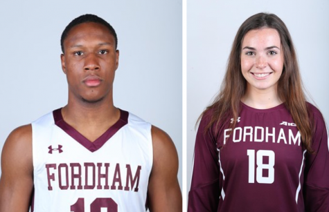 Athletes of the Week, Oct. 31 – Nov. 6, 2018