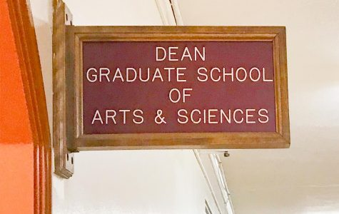 University Searches for New Permanent Dean  of GSAS