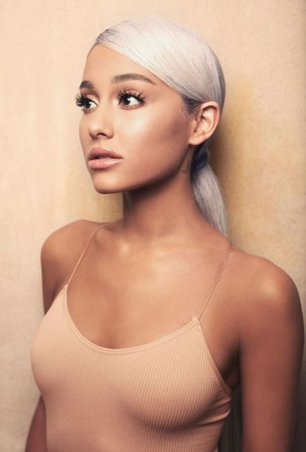 Ariana+Grande%27s+single+%27thank+u%2C+next%27+was+released+on+November+3%2C+2018.+%28Courtesy+of+Facebook%29
