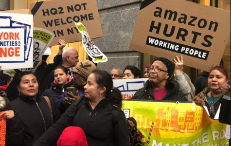 Amazon's Acropolis Will Hurt NYC Residents