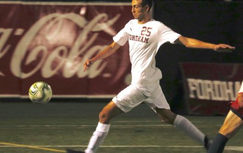 Men's Soccer Falls Short in Quarterfinals of A-10 Tournament