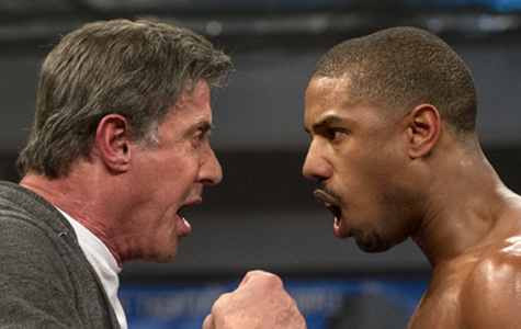 Sylvester Stallone (left) and Michael B. Jordan (right) star in Creed II (Courtesy of Facebook).