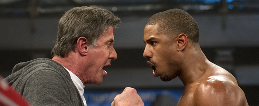 Sylvester+Stallone+%28left%29+and+Michael+B.+Jordan+%28right%29+star+in+Creed+II+%28Courtesy+of+Facebook%29.