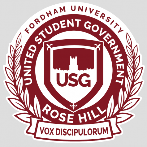 Dean of Student Life Attends USG Meeting