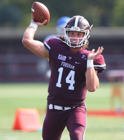 Fordham Drops Homecoming Game 24-13 to Central Connecticut State