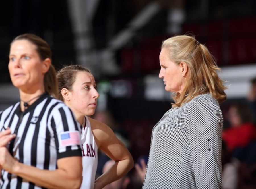 Stephanie Gaitley Earns 150th Fordham Win