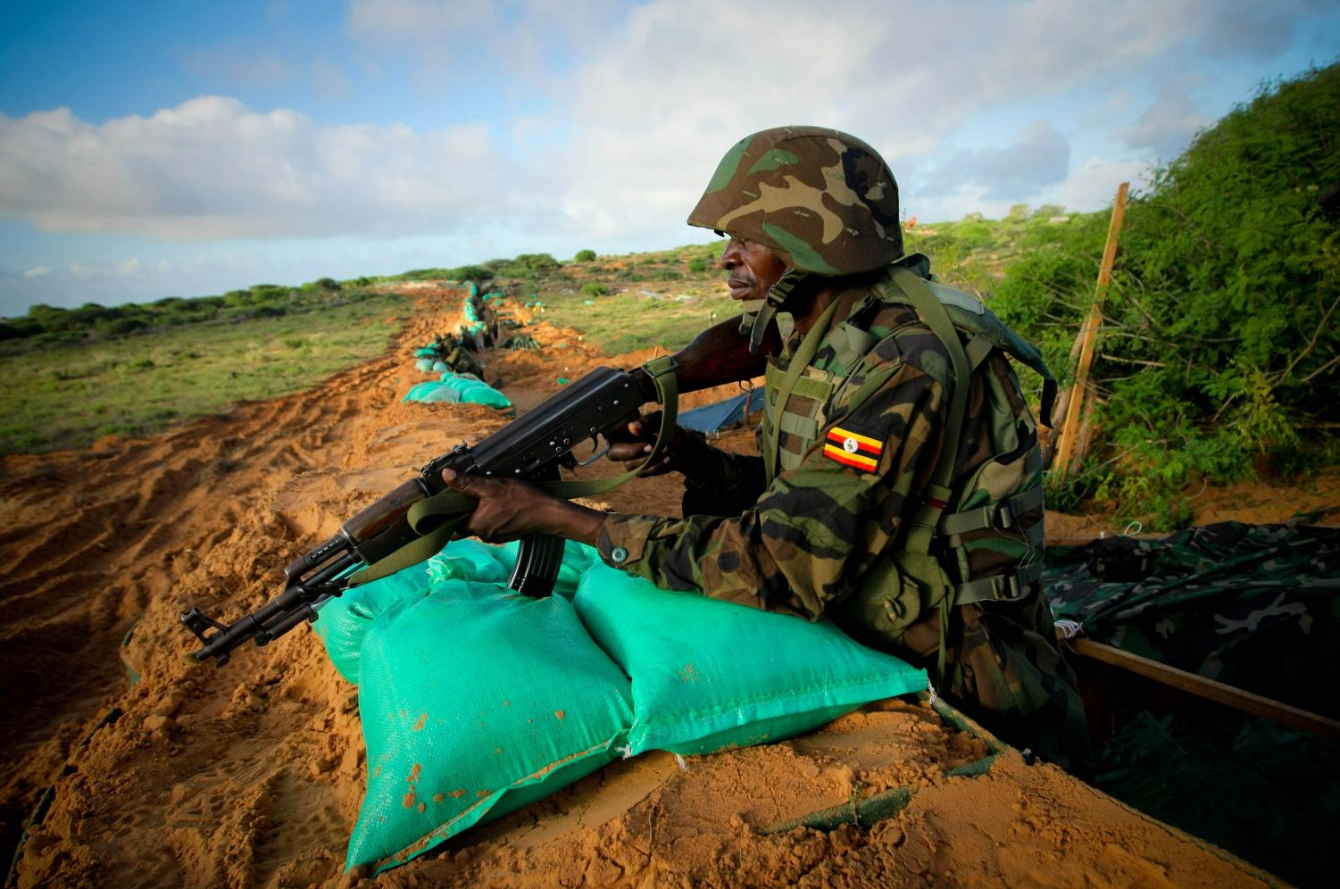 The American military has a responcibility to maintain order in Somalia (Courtesy of Julia Comerford/The Fordham Ram).