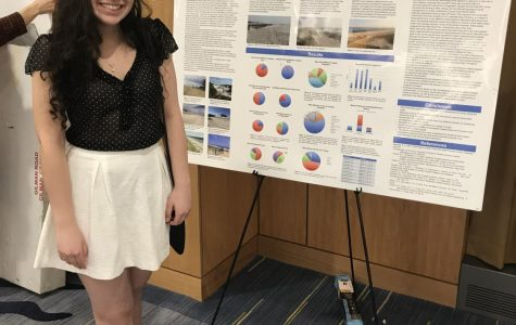 Research: Sophomore Works on Coastal Management Research