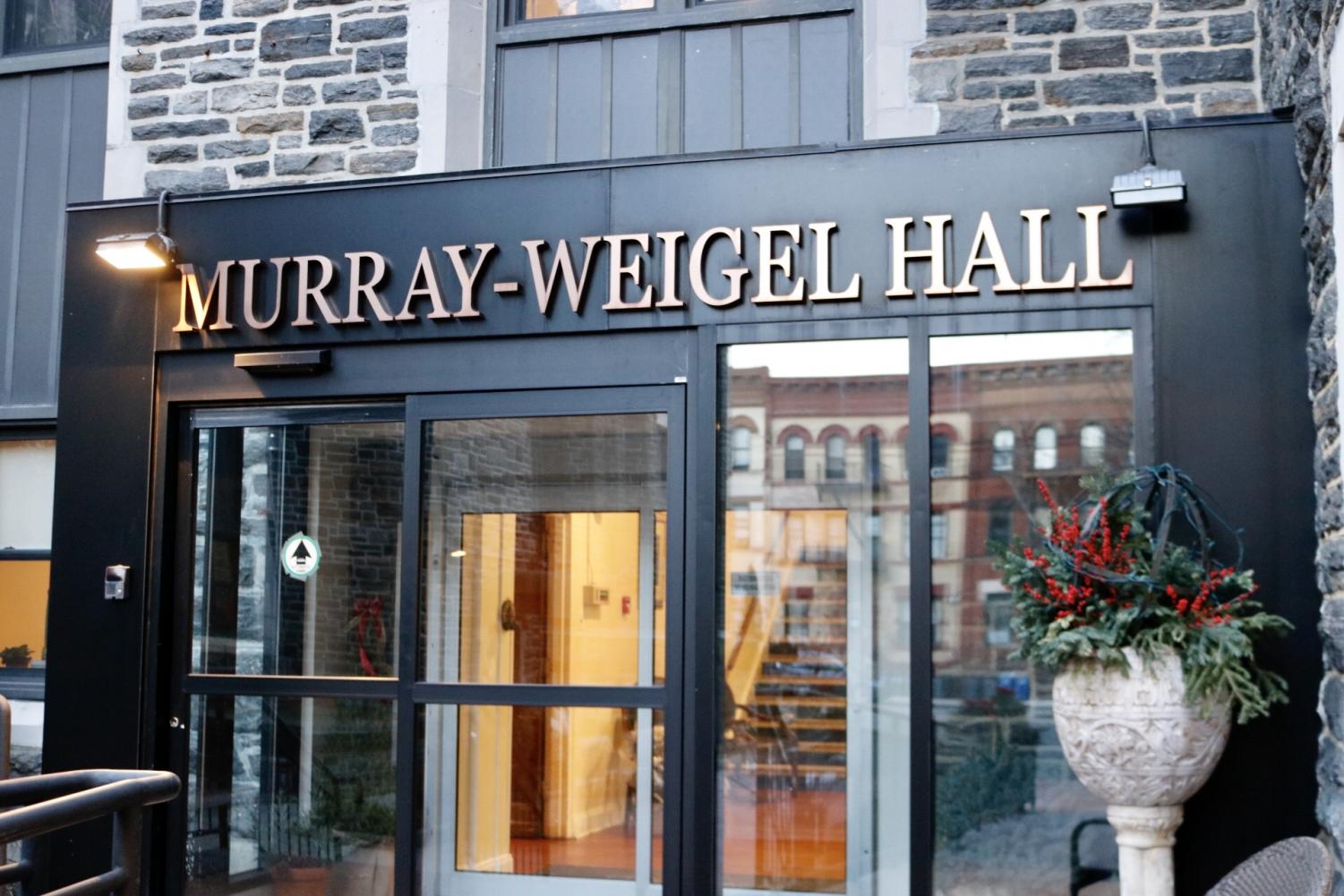 Murray Weigel Hall (Julia Comerford/TheFordham Ram).