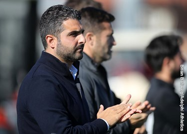 Carlo Acquista Tabbed as Fordham Men's Soccer Coach
