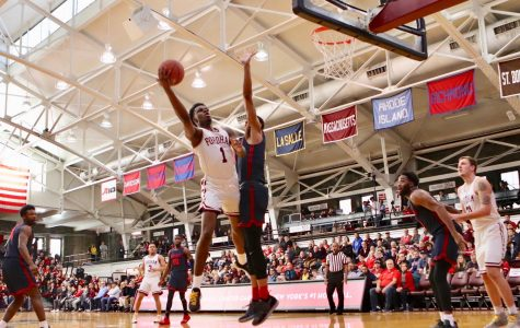 Men's Basketball Still Looking for First Conference win This Season