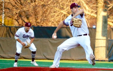 Fordham Baseball got swept in its first three games of the season against Texas A&M. (Julia Comerford/The Fordham Ram)