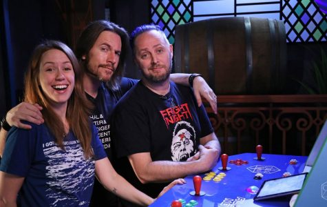 "Join the Campaign, Watch ""Critical Role"""