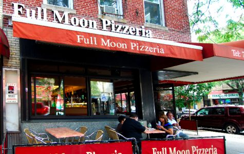 Full Moon Pizzeria is a classic neighborhood joint in the Fordham neighborhood, serving consistently good Italian food. (Ram Archives)