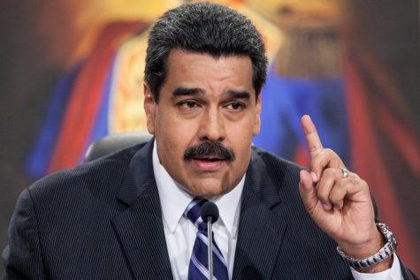 Hands off of Venezuela