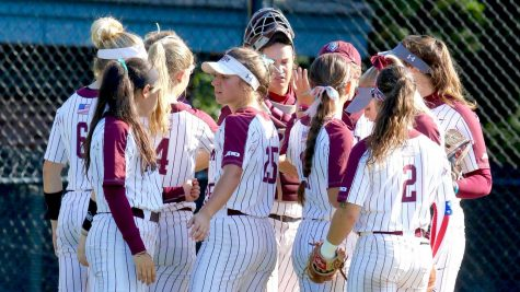 Softball Suffers Two Close Losses at NCAA Tournament
