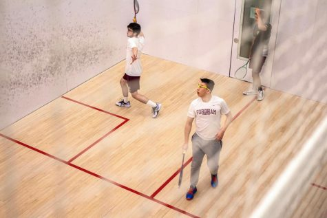 Squash Drops Two of Three in Weekend Before Nationals