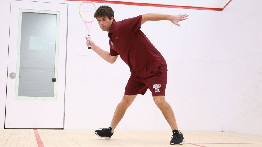 The+Third+time+was+a+charm+for+Fordham+Squash+over+the+weekend+as+they+took+home+the+Chaffee+Cup.+%28Courtesy+of+Fordham+Athletics%29