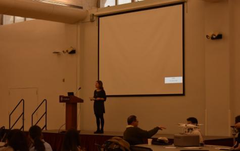 FCRH Dean's Council Hosts Research Reception