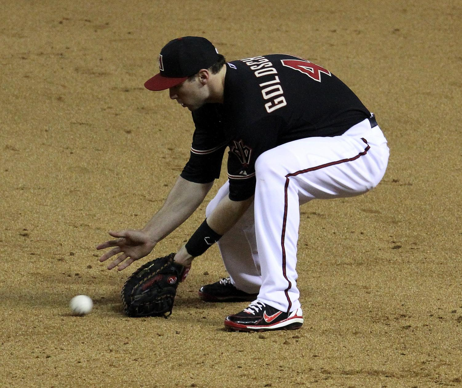 The addition of Paul Goldschmidt makes the Cardinals one of the favorites in the NL Central. (Courtesy of Flickr)