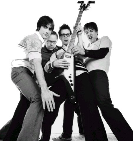 "Weezer recently released the ""Black Album"" which experiments with genre. (Flickr)"