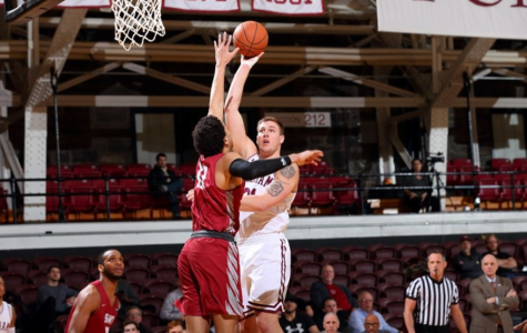 Men's Basketball's Bunting Suffers Stroke, Out for Season