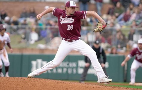 Fordham Baseball took three out of four games against Maryland Eastern Shore. (Courtesy of Fordham Athletics)