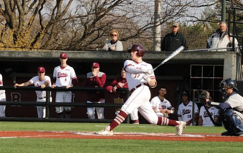 Fordham Baseball has won five in a row, including four wins last weekend. (Julia Comerford)