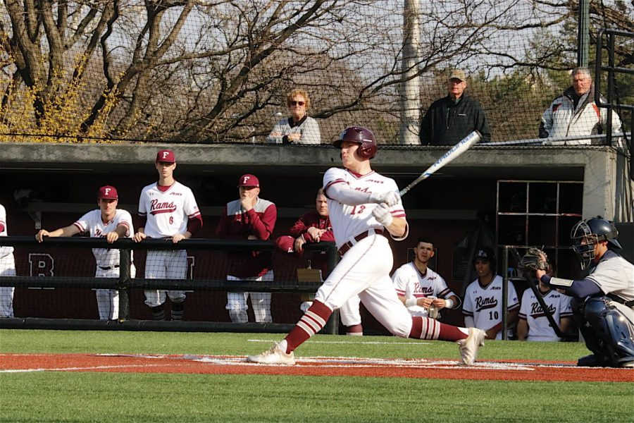 Fordham+Baseball+has+won+five+in+a+row%2C+including+four+wins+last+weekend.+%28Julia+Comerford%29