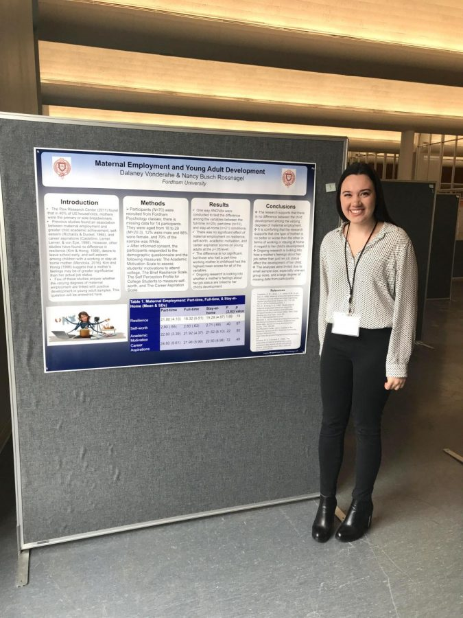 Fordham Alumna Researches Effects of Working Mothers