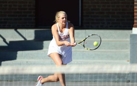 Women's Tennis Wins Two Straight Matches in 48 Hours