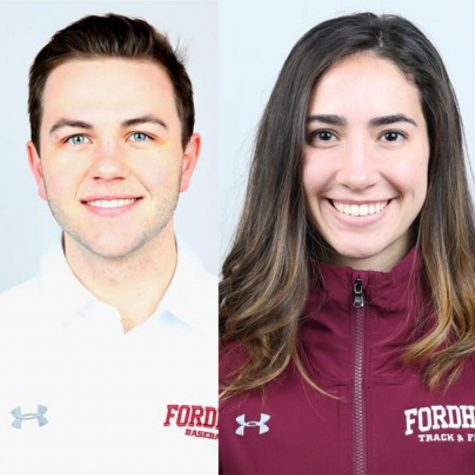Fordham Finishes Indoor Season Strong