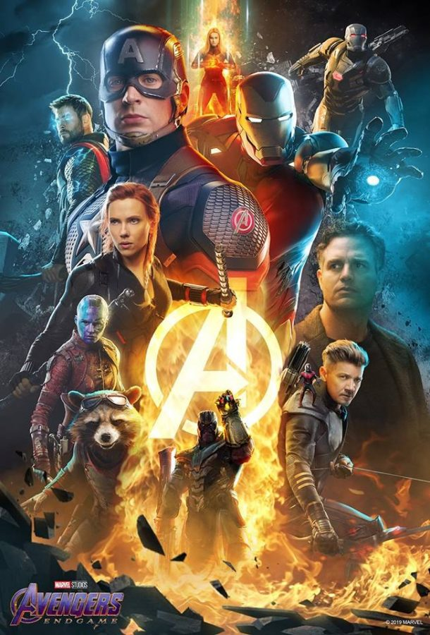 Actors Help Avengers End Game to Shine