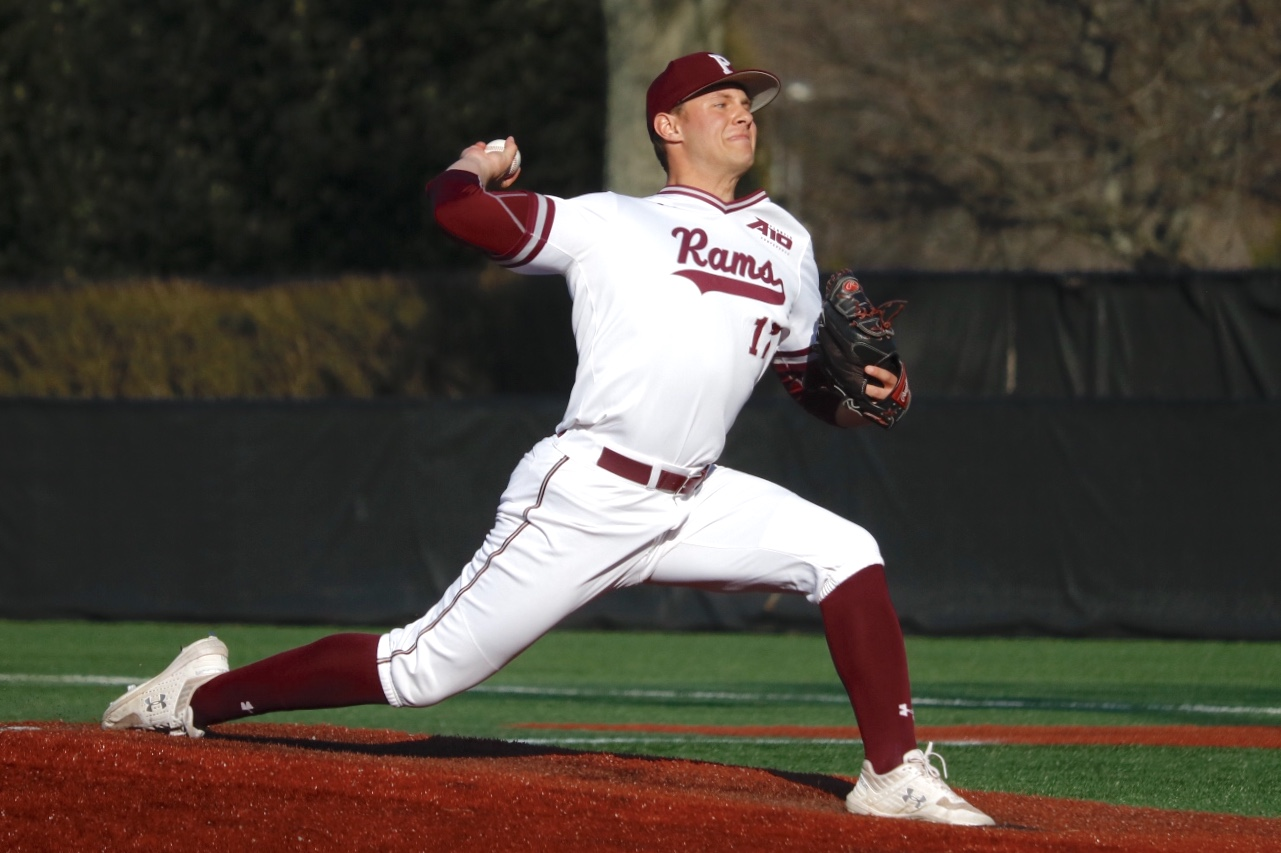 Normally a solid team at home, Fordham baseball lost two of three games at Houlihan Park against Saint Louis. (Julia Comerford/ The Fordham Ram)