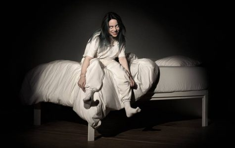 "Billie Eilish's first studio album, ""WHEN WE ALL FALL ASLEEP WHERE DO WE GO"" dropped on March 29 of this year. (Courtesy of Facebook)"