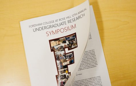 Fordham Holds 12th Annual Research Symposium