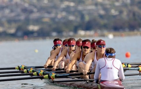 Rowing Competes in California and New Jersey to Kick Off Spring